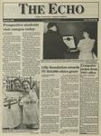 The Echo: April 29, 1994 by Taylor University