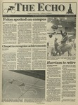 The Echo: May 6, 1994 by Taylor University