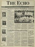 The Echo: May 13, 1994 by Taylor University