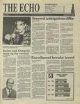 The Echo: September 9, 1994 by Taylor University