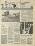 The Echo: October 14, 1994 by Taylor University