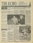 The Echo: November 11, 1994 by Taylor University