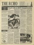 The Echo: November 18, 1994 by Taylor University