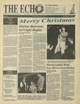 The Echo: December 9, 1994 by Taylor University