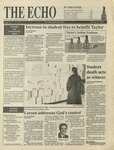 The Echo: February 3, 1995 by Taylor University