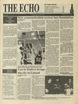 The Echo: February 17, 1995 by Taylor University