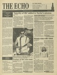 The Echo: March 17, 1995 by Taylor University