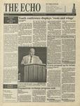 The Echo: April 21, 1995 by Taylor University