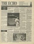 The Echo: April 28, 1995 by Taylor University