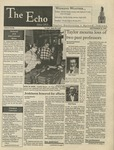 The Echo: September 22, 1998 by Taylor University