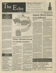 The Echo: September 29, 1999 by Taylor University