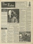 The Echo: October 27, 1995 by Taylor University