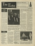 The Echo: December 1, 1995 by Taylor University