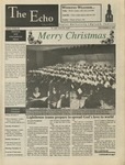 The Echo: December 8, 1995 by Taylor University