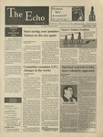 The Echo: February 2, 1996 by Taylor University