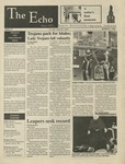 The Echo: March 1, 1996 by Taylor University