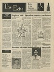 The Echo: March 8, 1996 by Taylor University