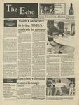 The Echo: April 19, 1996 by Taylor University