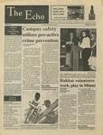 The Echo: April 26, 1996 by Taylor University
