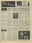 The Echo: May 3, 1996 by Taylor University