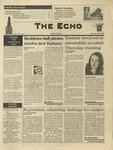 The Echo: September 20, 1996 by Taylor University