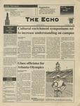 The Echo: September 27, 1996 by Taylor University