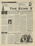 The Echo: October 11, 1996 by Taylor University