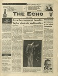 The Echo: October 25, 1996 by Taylor University