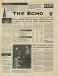 The Echo: November 8, 1996 by Taylor University