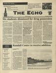 The Echo: November 15, 1996 by Taylor University