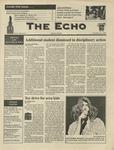 The Echo: November 22, 1996 by Taylor University