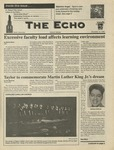 The Echo: December 13, 1996 by Taylor University