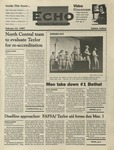 The Echo: February 21, 1997 by Taylor University