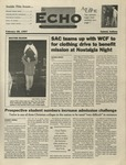 The Echo: February 28, 1997 by Taylor University