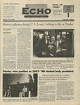 The Echo: March 14, 1997 by Taylor University