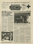 The Echo: March 4, 1997 by Taylor University