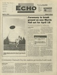 The Echo: April 4, 1997 by Taylor University