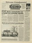 The Echo: April 25, 1997 by Taylor University