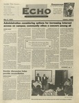 The Echo: May 2, 1997 by Taylor University