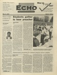 The Echo: May 9, 1997 by Taylor University