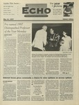 The Echo: May 16, 1997 by Taylor University