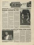 The Echo: September 26, 1997 by Taylor University