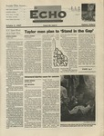 The Echo: October 3, 1997 by Taylor University