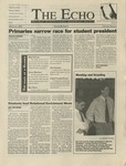 The Echo: March 6, 1998 by Taylor University