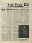 The Echo: March 20, 1998 by Taylor University