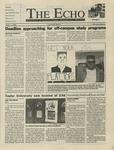 The Echo: April 3, 1998 by Taylor University