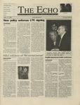 The Echo: April 17, 1998 by Taylor University