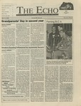 The Echo: May 8, 1998 by Taylor University
