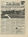 The Echo: May 15, 1998 by Taylor University