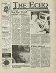 The Echo: September 11, 1998 by Taylor University